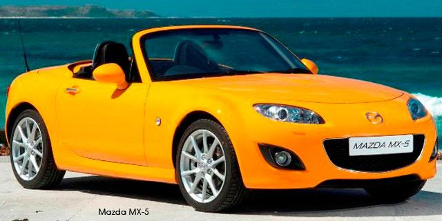 Mazda Mazda MX-5 2.0 Roadster-Coupe