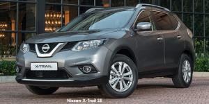 Nissan - William SimpsonX-Trail