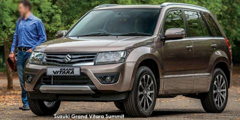 Suzuki Grand Vitara 2.4 Summit - Image credit: © 2019 duoporta. Generic Image shown.