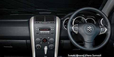 Suzuki Grand Vitara 2.4 Summit auto - Image credit: © 2019 duoporta. Generic Image shown.