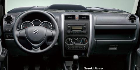 Suzuki Jimny 1.3 - Image credit: © 2018 duoporta. Generic Image shown.