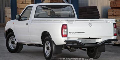 Nissan NP300 Hardbody 2.5TDi fleet