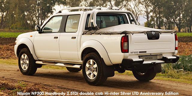 Nissan Hardbody 2.5TDi double cab Hi-rider