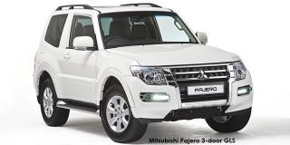 Mitsubishi Pajero - Image credit: © 2019 duoporta. Generic Image shown.