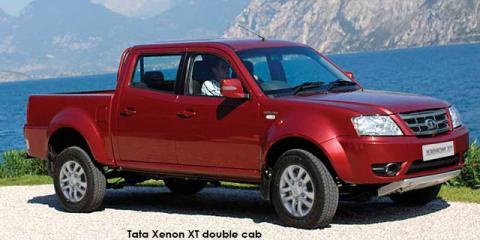 Tata Xenon XT 2.2L double cab 4x4