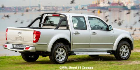 GWM Steed 5E 2.0VGT double cab Xscape - Image credit: © 2019 duoporta. Generic Image shown.