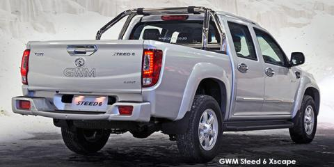 GWM Steed 6 2.0VGT double cab Xscape - Image credit: © 2018 duoporta. Generic Image shown.