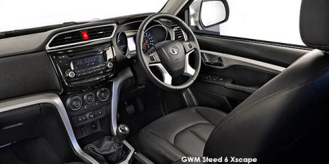 GWM Steed 6 2.0VGT double cab Xscape - Image credit: © 2019 duoporta. Generic Image shown.