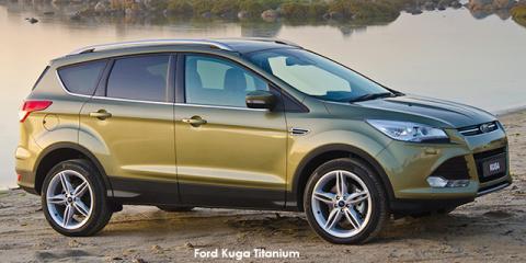 Ford Kuga 2.0TDCi AWD Titanium