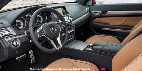 Mercedes-Benz E250CDI coupe