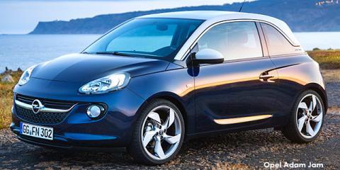 Opel Adam 1.0T Jam