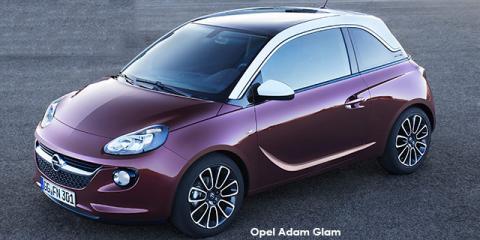 Opel Adam 1.0T Glam