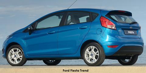 Ford Fiesta 5-door 1.4 Ambiente