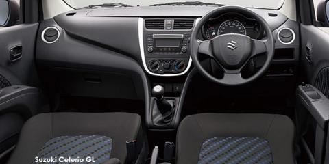 Suzuki Celerio 1.0 GL - Image credit: © 2018 duoporta. Generic Image shown.