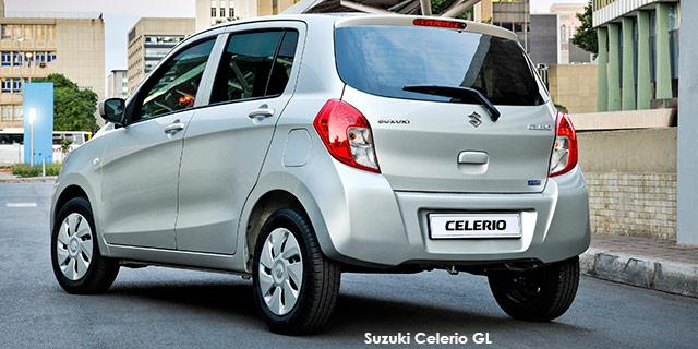 Suzuki Celerio 1.0 GL auto