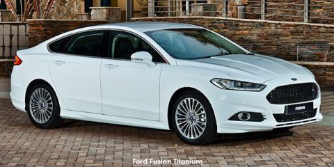 Ford Fusion 2.0TDCi Titanium