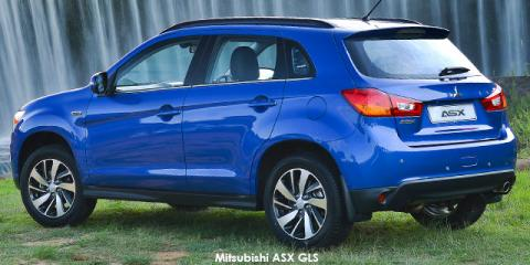 Mitsubishi ASX 2.0 GLX