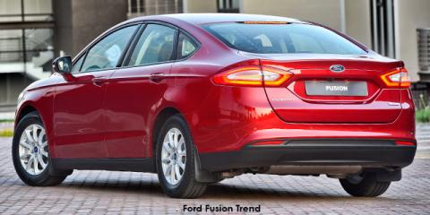 Ford Fusion 2.0T Trend