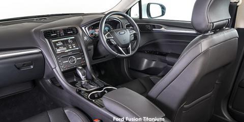 Ford Fusion 2.0T Titanium