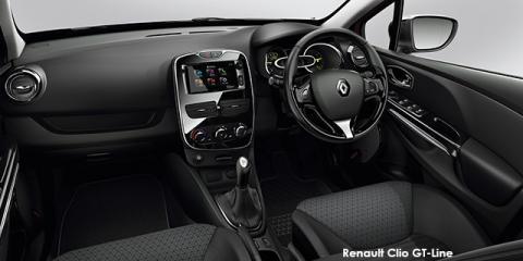 Renault Clio 66kW turbo GT-Line