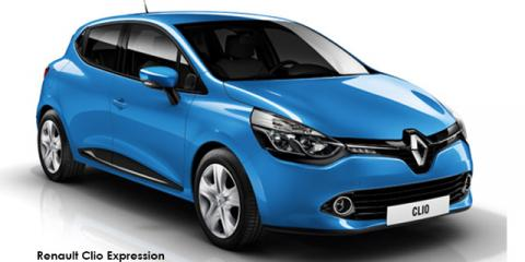 Renault Clio 66kW turbo Expression