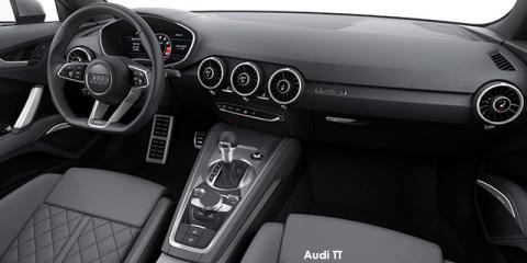 Audi TT coupe 2.0TFSI quattro