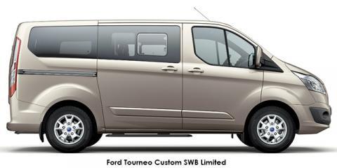 Ford Tourneo Custom 2.2TDCi SWB Limited
