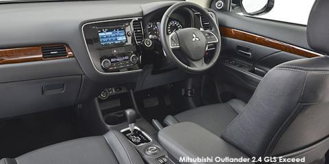 Mitsubishi Outlander 2.4 GLS Exceed