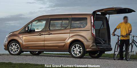 Ford Grand Tourneo Connect 1.6T Titanium auto