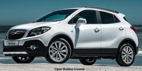 Opel Mokka 1.4 Turbo Cosmo auto