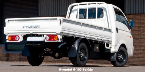 Hyundai H-100 Bakkie 2.6D tipper