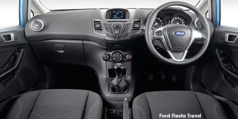 Ford Fiesta 5-door 1.0T Ambiente auto