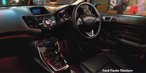 Ford Fiesta 5-door 1.0T Titanium auto