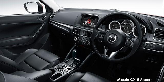 Mazda CX-5 2.2DE AWD Akera