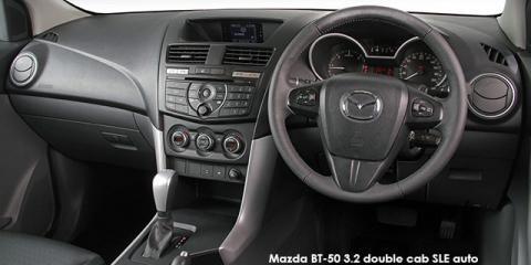 Mazda BT-50 3.2 FreeStyle Cab SLE