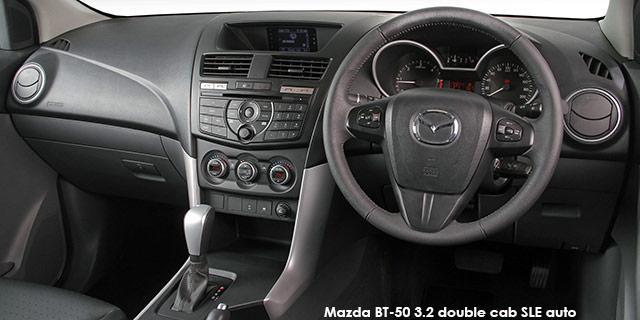 Mazda BT-50 3.2 SLE Rap auto w/LRD