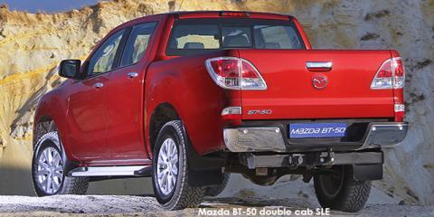 Mazda BT-50 3.2 double cab SLE