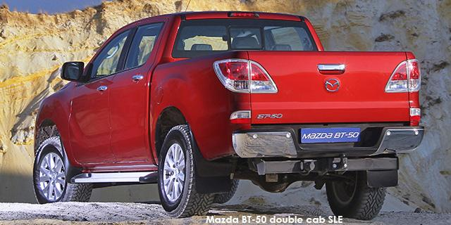 Mazda BT-50 3.2 SLE DC w/LRD