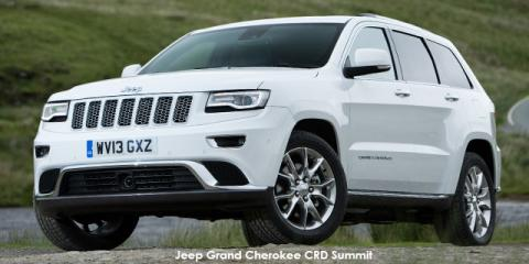 Jeep Grand Cherokee 3.6L Summit - Image credit: © 2020 duoporta. Generic Image shown.