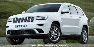 Jeep Grand Cherokee 3.6L Summit - Image credit: © 2018 duoporta. Generic Image shown.
