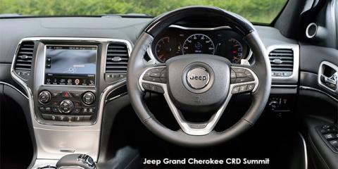 Jeep Grand Cherokee 3.0CRD Summit - Image credit: © 2019 duoporta. Generic Image shown.