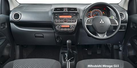 Mitsubishi Mirage 1.2 GLS