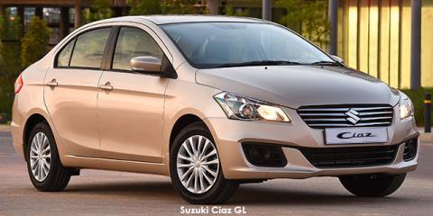 Suzuki Ciaz 1.4 GL