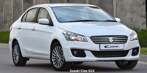 Suzuki Ciaz 1.4 GLX auto - Image credit: © 2018 duoporta. Generic Image shown.