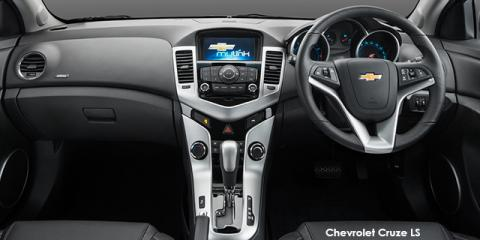 Chevrolet Cruze sedan 1.6 LS