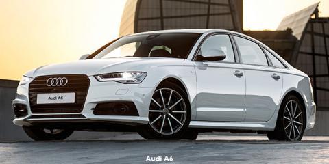 Audi A6 1.8TFSI SE - Image credit: © 2018 duoporta. Generic Image shown.