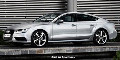 Audi A7 Sportback 3.0TDI BiT quattro - Image credit: © 2018 duoporta. Generic Image shown.