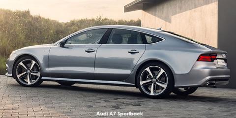 Audi A7 Sportback 3.0TDI BiT quattro