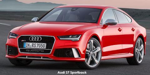 Audi RS7 Sportback quattro