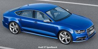 Audi S7 Sportback - Image credit: © 2018 duoporta. Generic Image shown.